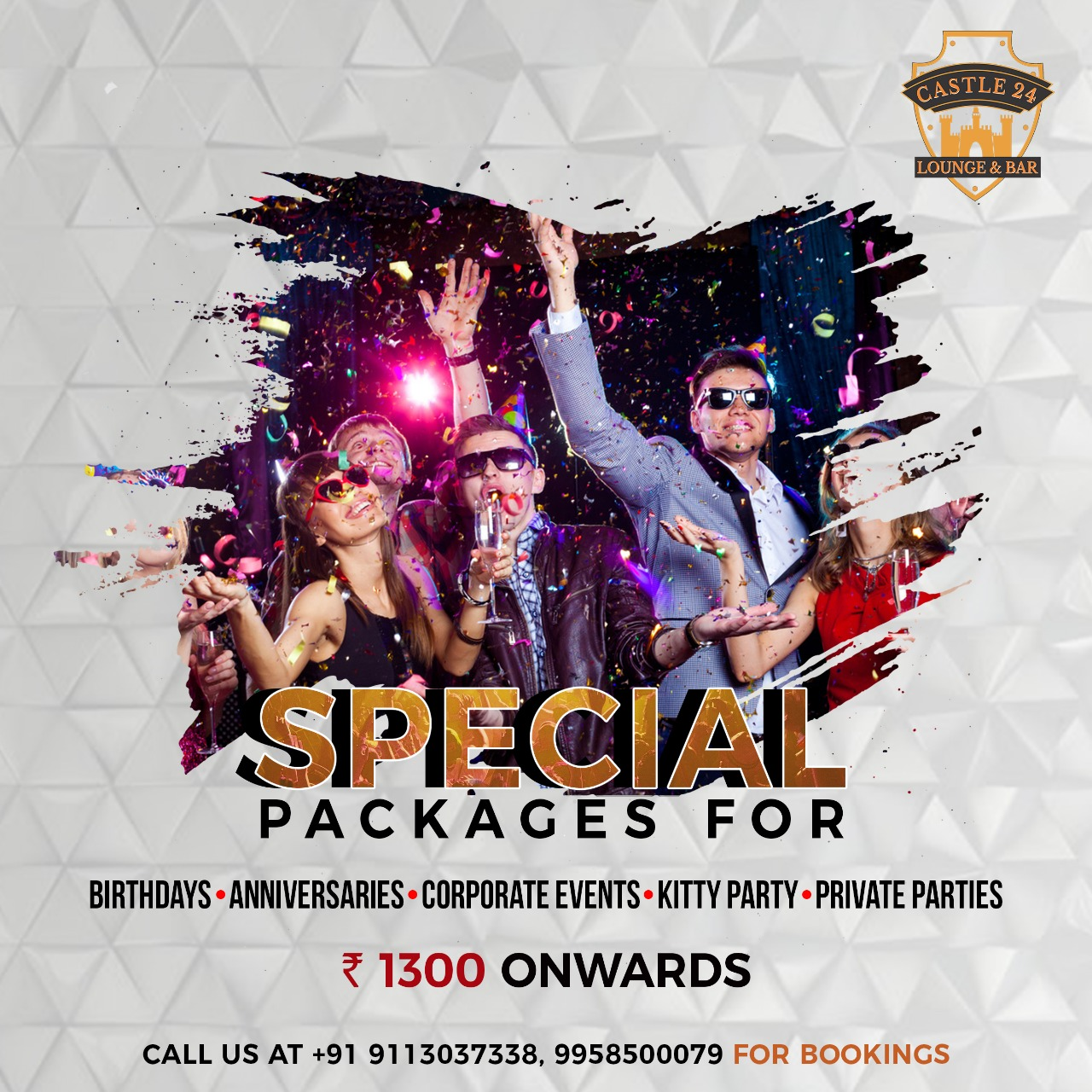 Special Party Packages