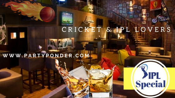 Food offers for Cricket & IPL Lovers from fabulous restaurants in Delhi NCR