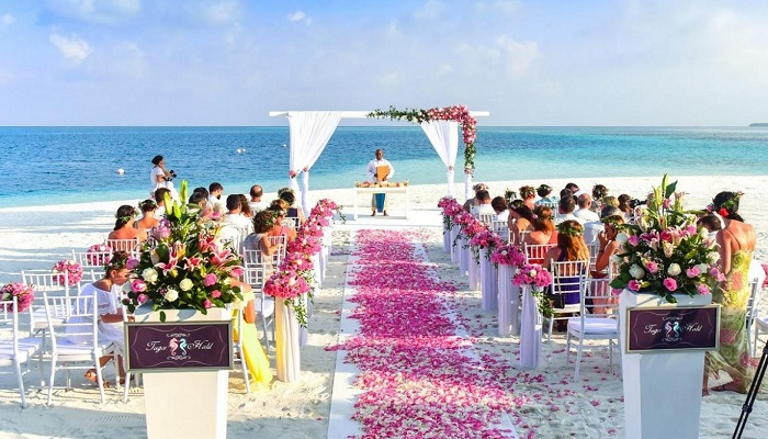 GOA - Awesome Destination Wedding Location in India