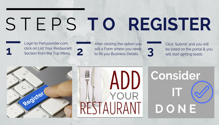List Your Restaurant Online In Delhi NCR - Get Free Leads.