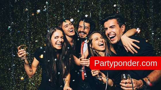 Are you afraid to get out of your comfort zone and party hard?