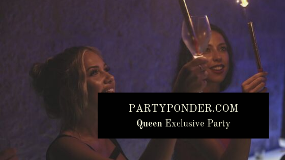 Queen Exclusive Party in Gurgaon