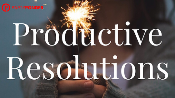 Resolutions to a productive start!