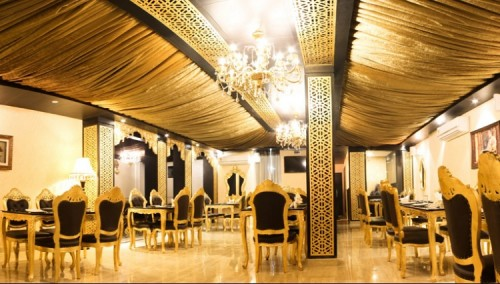 Raasa The Luxuriate Fine Dine