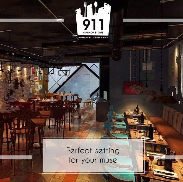 911 World Kitchen & Bar