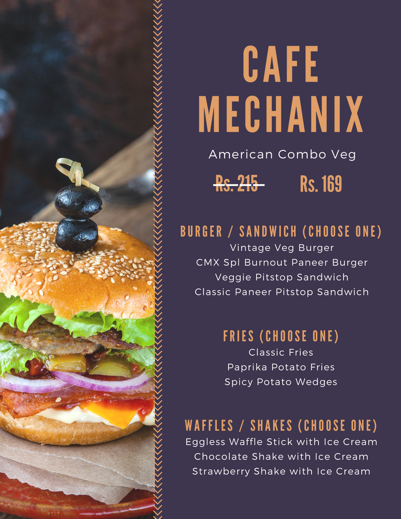Cafe Mechanix